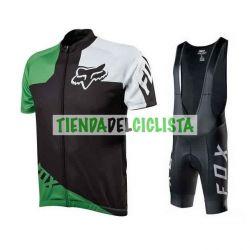 Equipación ciclismo FOX 2019