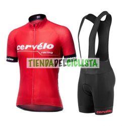 Equipación ciclismo CERVELO 2019