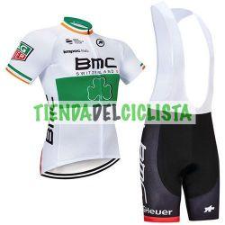 Equipación ciclismo BMC 2019