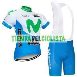 Equipación ciclismo MOVISTAR 2019