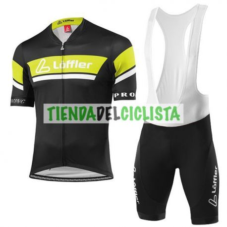 Equipación ciclismo LOEFFLER 2019