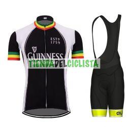 Equipación ciclismo GUINNES 2019