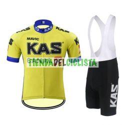 Equipación ciclismo KAS 2019