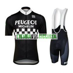 Equipación ciclismo PEUGEOT 2019