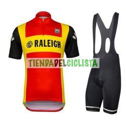Equipación ciclismo RALEIGH 2019