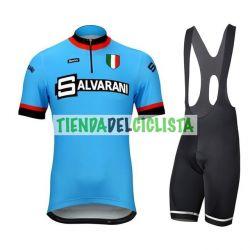 Equipación ciclismo SALVARANI 2019