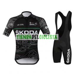 Equipación ciclismo SKODA 2019