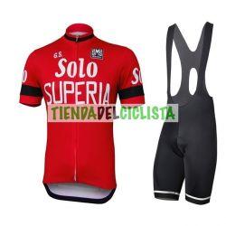 Equipación ciclismo SOLO 2019