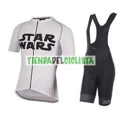 Equipación ciclismo STAR WARS 2019