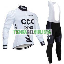 Equipacion Cilclismo Larga CCC 2019