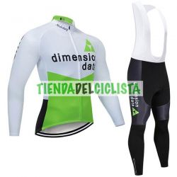 Equipacion Cilclismo Larga DIMENSION DATA 2019