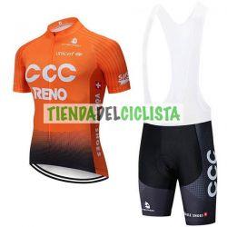 Equipación ciclismo CCC 2019