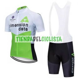 Equipación ciclismo DIMENSION DATA 2019