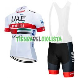 Equipación ciclismo UAE 2019
