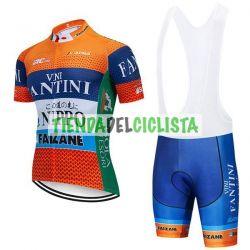 Equipación ciclismo VINI FANTINI 2019