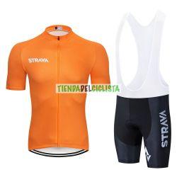 Equipación ciclismo STRAVA 2019