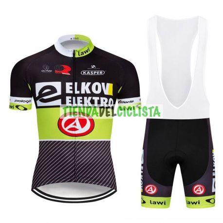 Equipación ciclismo ELKOV 2019