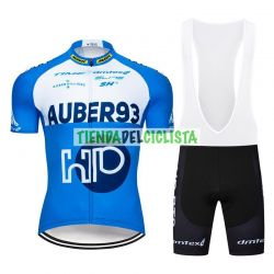 Equipación ciclismo AUBER93 2019