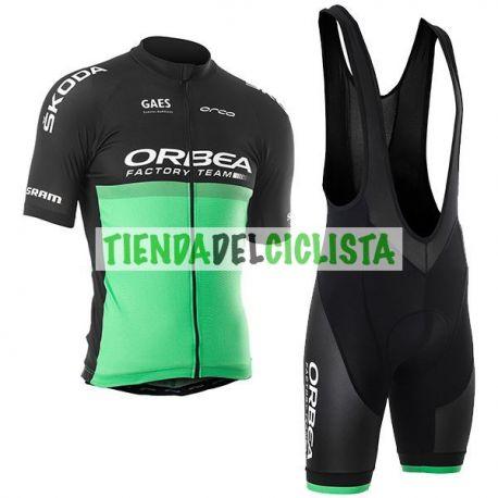 Equipación ciclismo ORBEA 2019