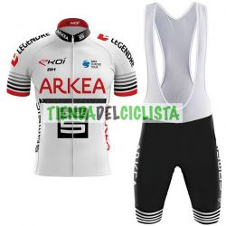 Equipación ciclismo ARKEA 2019