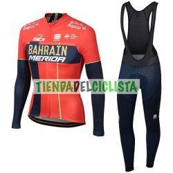 Equipacion Cilclismo Larga MERIDA 2019