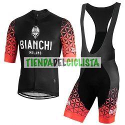 Equipación ciclismo BIANCHI 2019