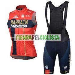 Equipación ciclismo MERIDA 2019