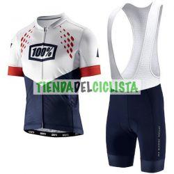 Equipación ciclismo 100% 2019
