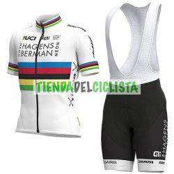 Equipación ciclismo HAGENS BERMAN AXEON 2019