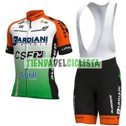 Equipación ciclismo BARDIANI 2019