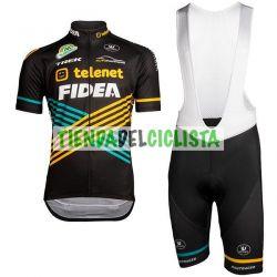 Equipación ciclismo TELENET 2019