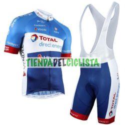 Equipación ciclismo TOTAL 2019