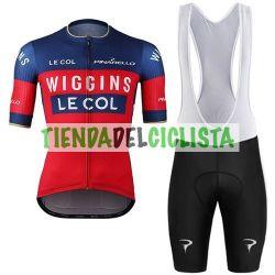 Equipación ciclismo WIGGINS 2019