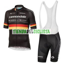 Equipación ciclismo CANNONDALE 2019