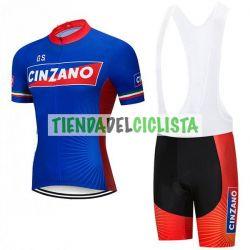 Equipación ciclismo CINZANO 2019