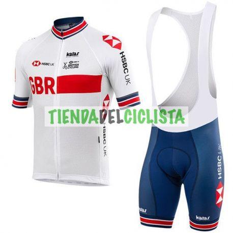 Equipación ciclismo GBR 2019