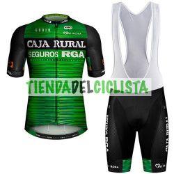 Equipación ciclismo CAJA RURAL 2019