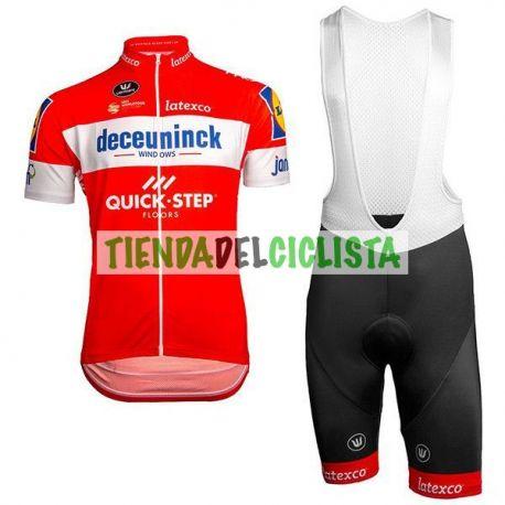 Equipación ciclismo QUICK STEP 2019