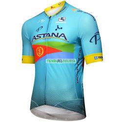 Equipación ciclismo ASTANA 2019