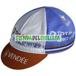 Gorra Ciclismo TOTAL DIRECT ENERGIE 2019