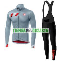 Equipacion Cilclismo Larga CASTELL 2019