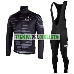 Equipacion Cilclismo Larga BIANCHI 2019