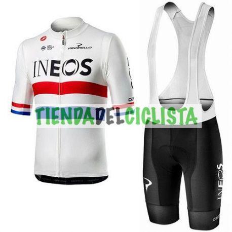 Equipación ciclismo INEOS FRANCIA 2019