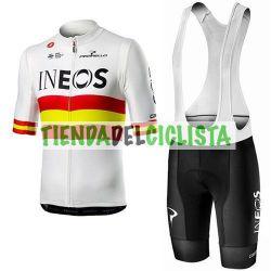 Equipación ciclismo INEOS ESPAÑA 2019
