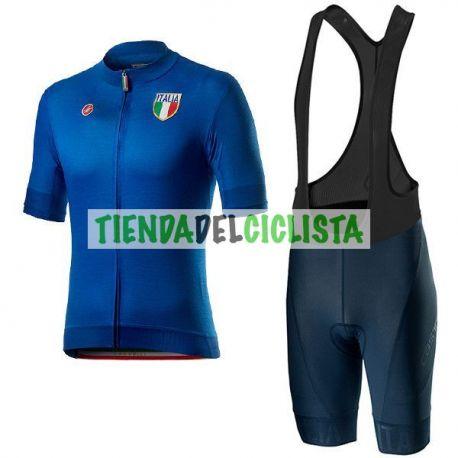 Equipación ciclismo ITALIA 2019
