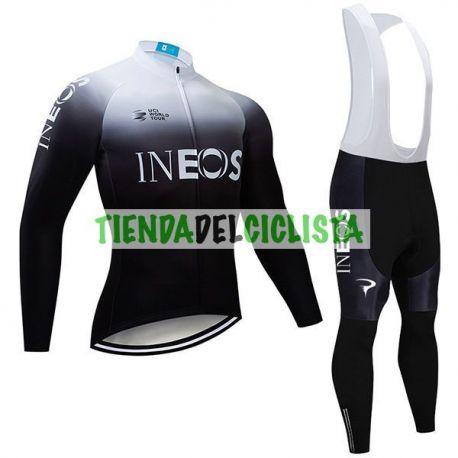 Equipacion Cilclismo Larga INEOS 2019
