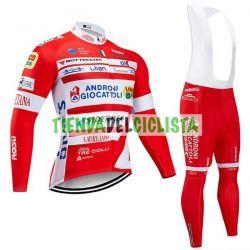 Equipacion Cilclismo Larga ANDRONI 2019