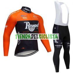 Equipacion Cilclismo Larga ROOMPOT 2019