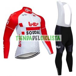 Equipacion Cilclismo Larga LOTTO 2019