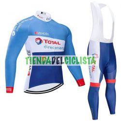 Equipacion Cilclismo Larga TOTAL 2020